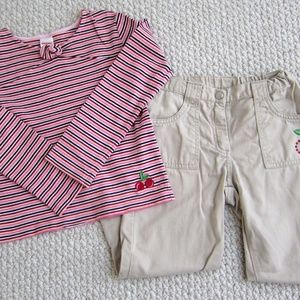 Gymboree Outfit Set 6 7